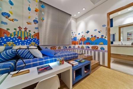 儿童房间装修风格