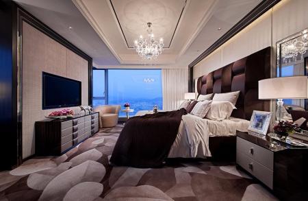 精美酒店的装潢设计