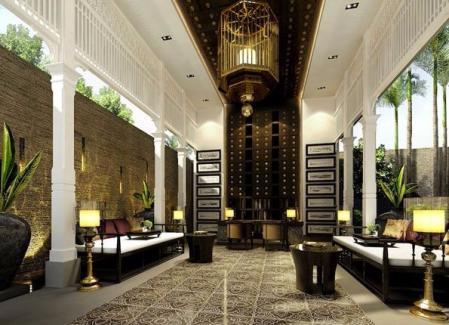 精品酒店的装饰设计
