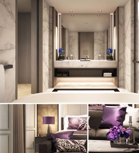 经典酒店效果图设计