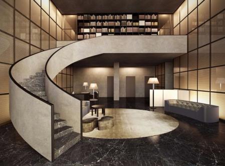 经典酒店装饰效果图