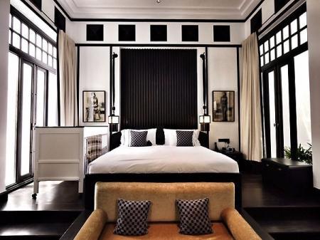 经典酒店的装饰效果图