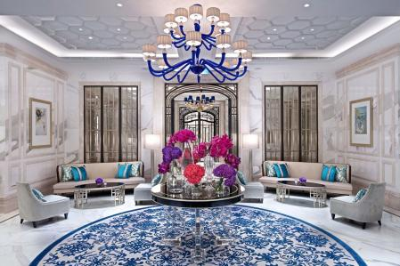 高级酒店设计 图库