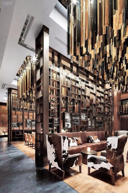 大气酒店的装饰设计