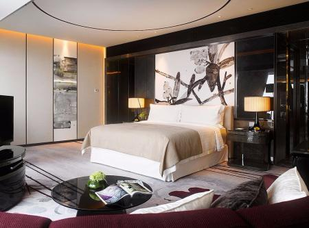 轻奢酒店设计图