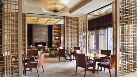 轻奢酒店设计 图库