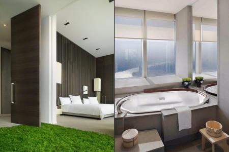 轻奢酒店素材 设计