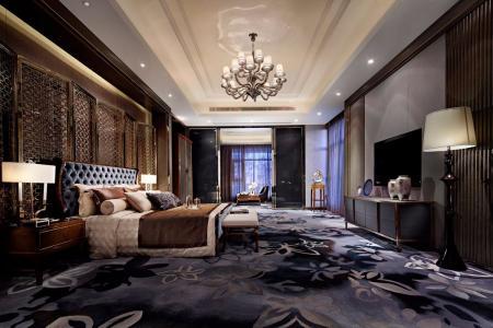 轻奢酒店素材设计