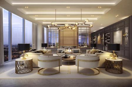 轻奢酒店设计灵感