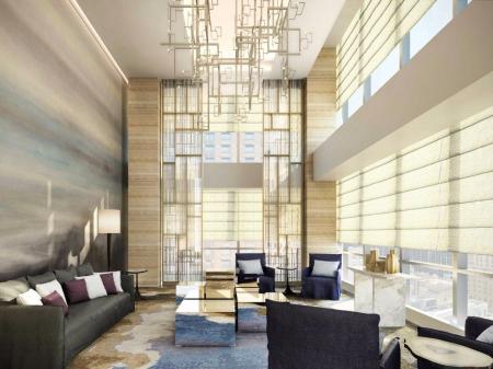 轻奢酒店设计照片