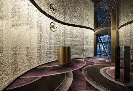 轻奢酒店装潢设计
