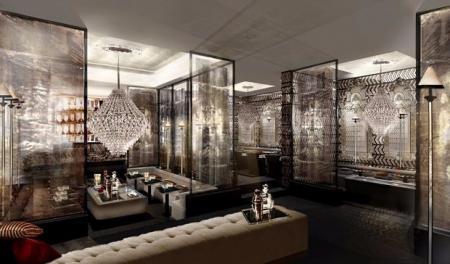 轻奢酒店装饰设计