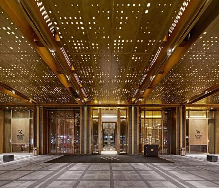 轻奢酒店设计和装修