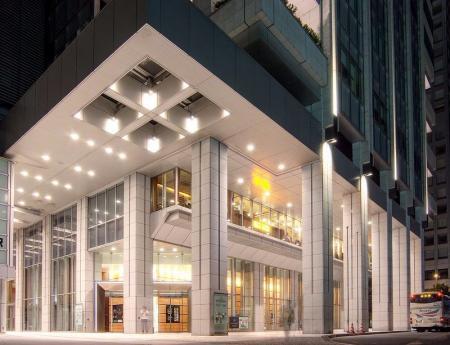 唯美酒店设计素材