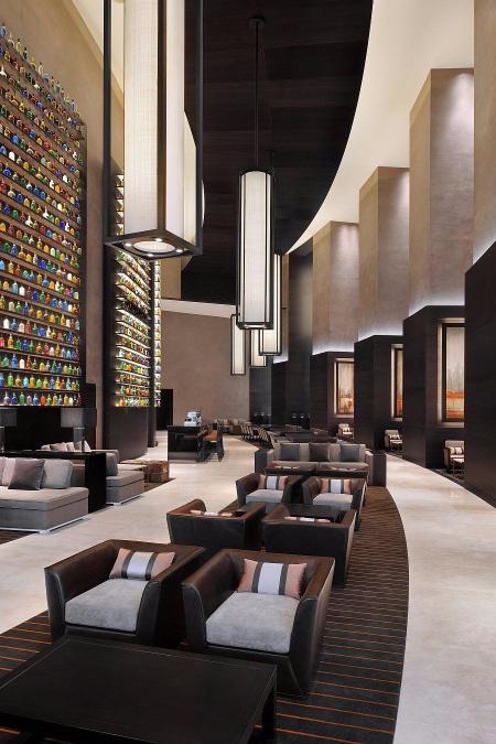 顶尖酒店简单设计