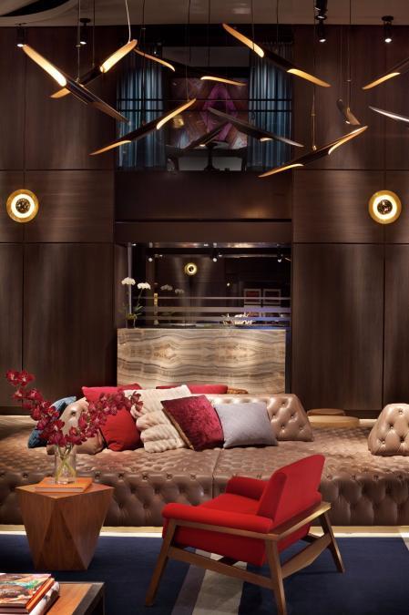 顶尖酒店装饰设计