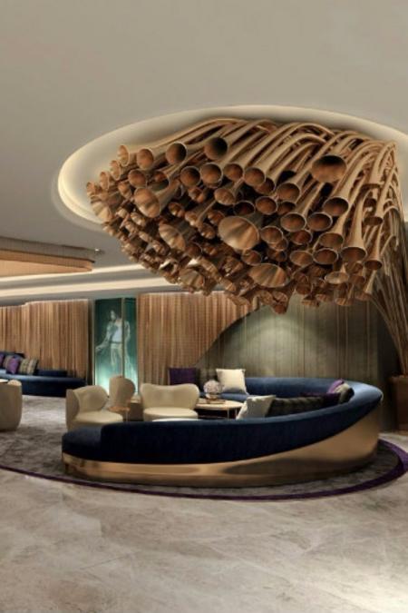 创意设计酒店装潢