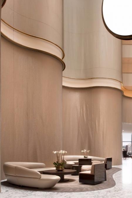 创意设计酒店装潢图