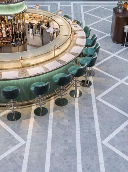 创意设计酒店装饰好图