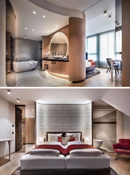 创意hotel参考设计