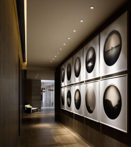 特色hotel装潢图