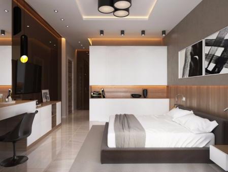 特色hotel装饰样板房