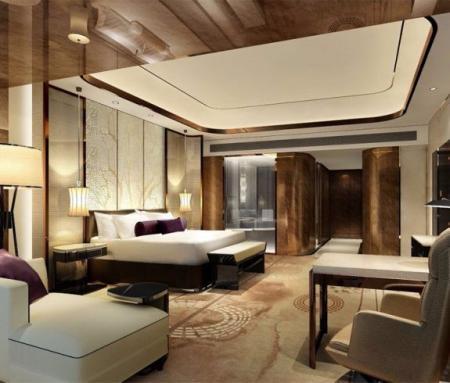 高端hotel图纸
