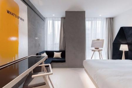 高端hotel设计 灵感