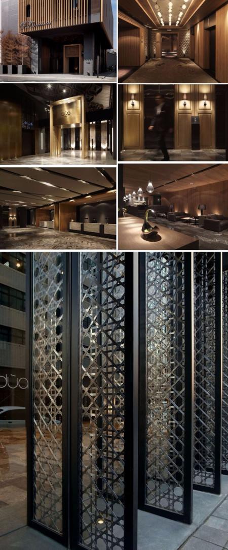 高端hotel怎么设计