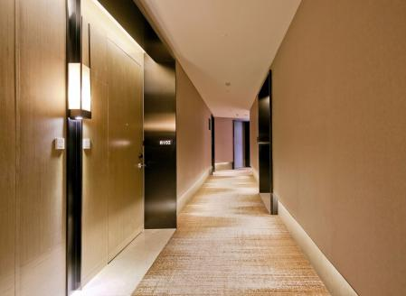 高端hotel室内照片