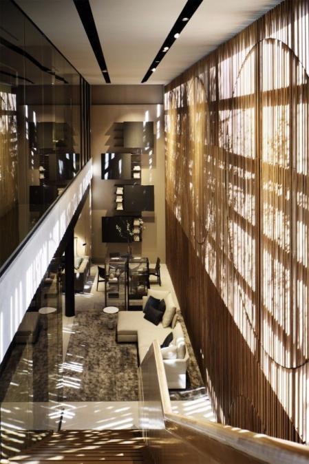 创意酒店大堂设计图