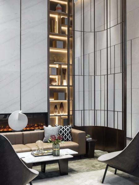 创意酒店大堂设计图设计