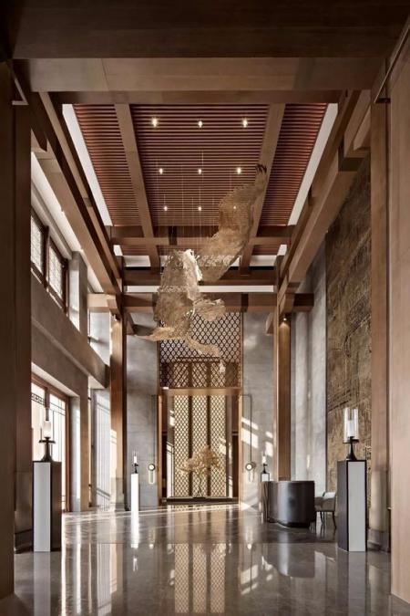创意酒店大堂设计图片稿