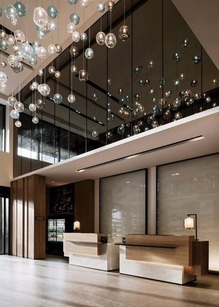 创意酒店大堂好图设计