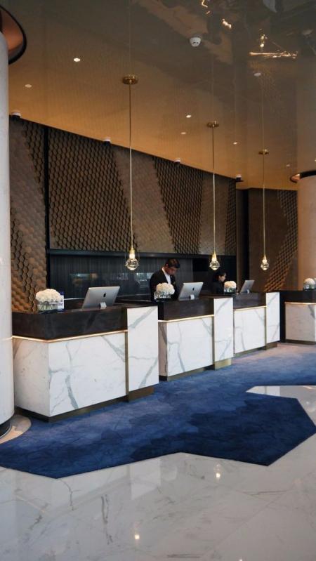 创意酒店大堂案例 设计