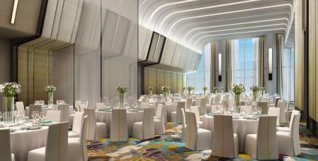 酒店宴会图设计