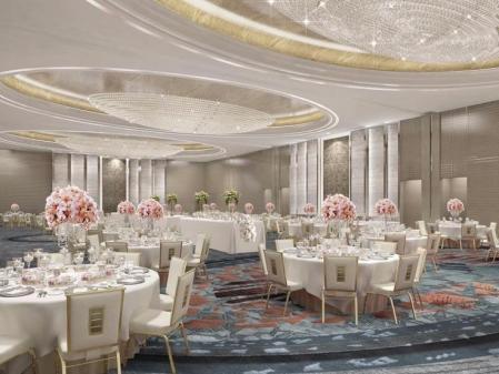 酒店宴会简单设计