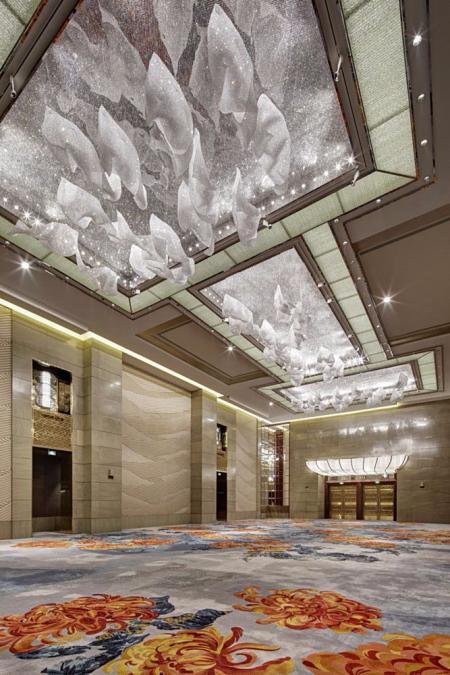设计图设计 酒店宴会