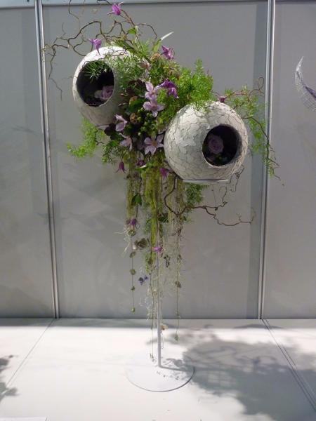 最新特色插花设计灵感图