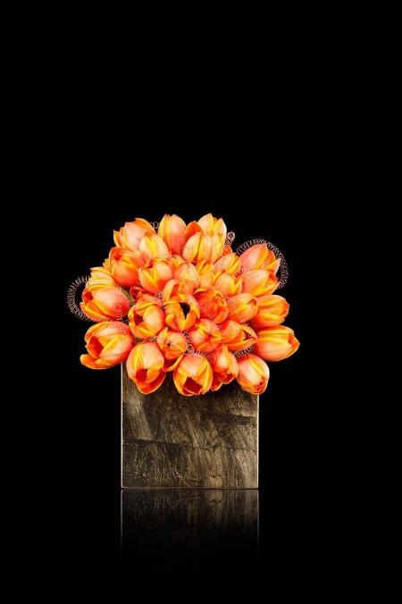 最新精典插花设计高清图