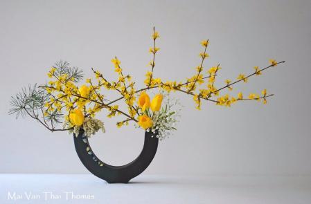 专业小清新插花素材设计
