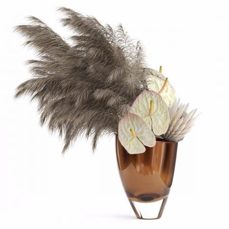 最新流行花艺素材设计