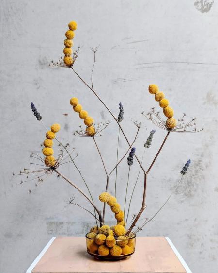 最新最流行花艺设计