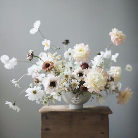 最新最流行花艺设计效果国