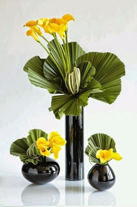 最新最流行花艺灵感图设计