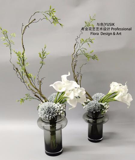 最新小清新花艺图设计