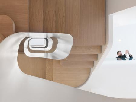 极简流动结构解决老房的光照,太美了!,