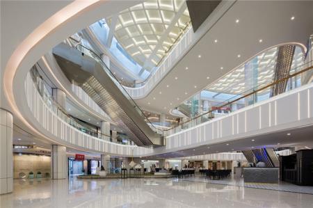主题式购物商场设计效果图,