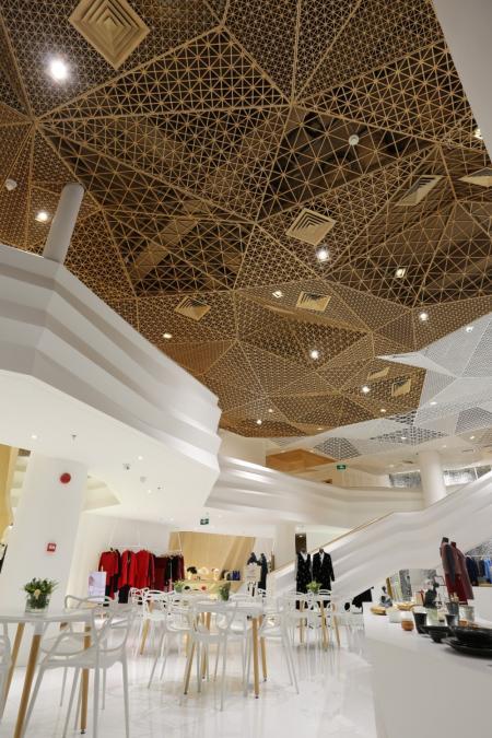 商业精品,500㎡充满艺术气息的生活馆 | 大羽营造-建e室内设