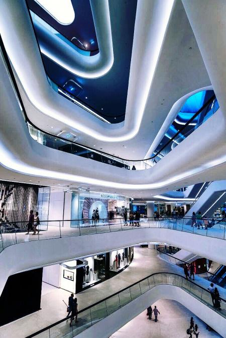 商业空间素材设计